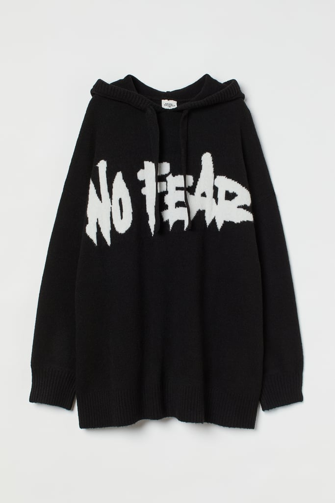 No Fear x H&M Oversized Hoodie