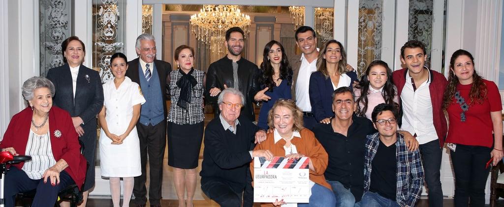 La Usurpadora Telenovela Remake Happening In 2019