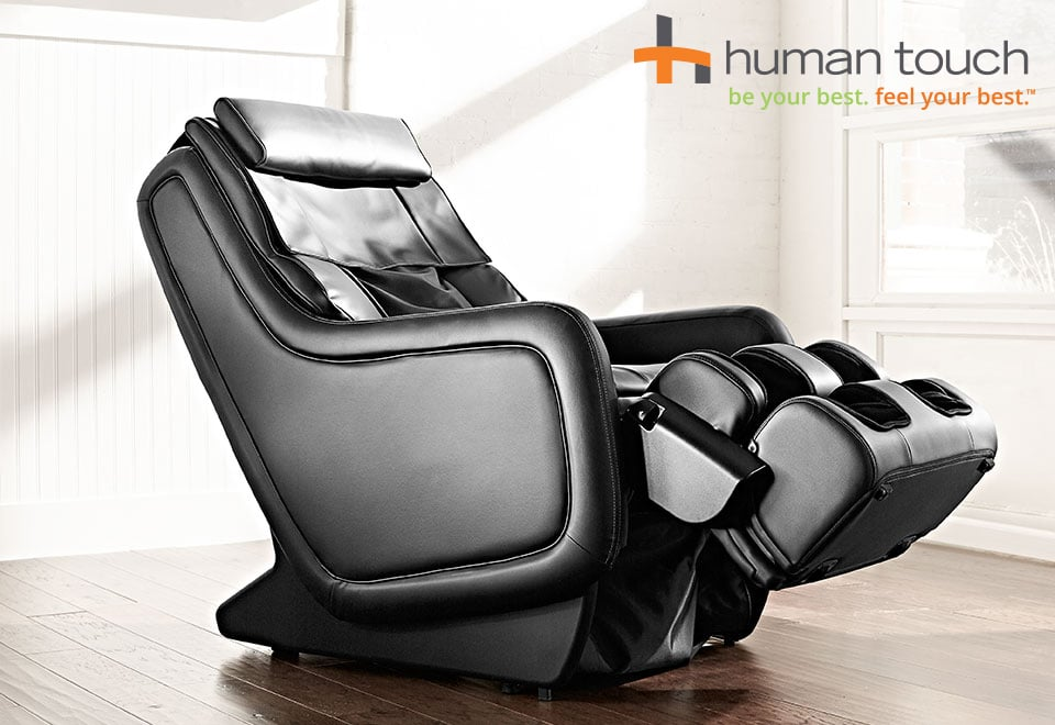 Sharper Image Human Touch Zero Gravity 5.0 Massage Chair