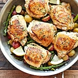 Recipe for a Crowd: Lemon Chicken With Asparagus and Potatoes