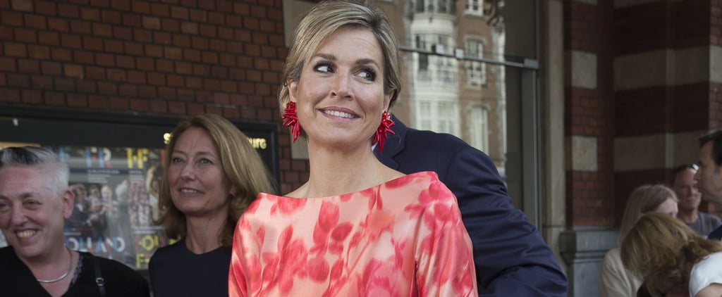 Queen Maxima Has the Coordinated Look Down to a Science