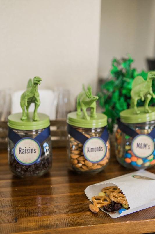 Dinosaur Kids Birthday Party Ideas POPSUGAR Moms