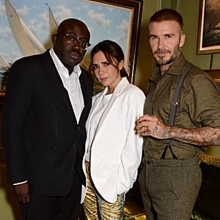 Celebrities at Victoria Beckham's LFW Party September 2018