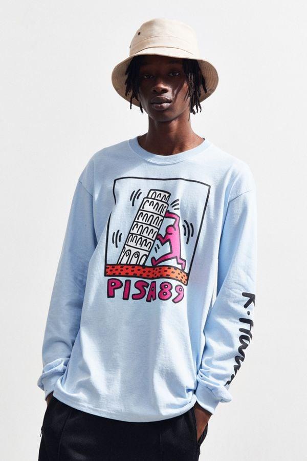 Keith Haring Pisa Long Sleeve Tee