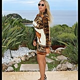 Beyoncé and JAY-Z's Family Vacation in Europe Pictures 2018