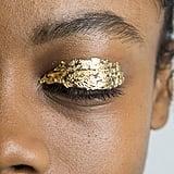 Gold Foil Lids at Ulla Johnson