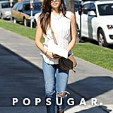 On Wednesday, Jenna Dewan-Tatum ran errands around LA.