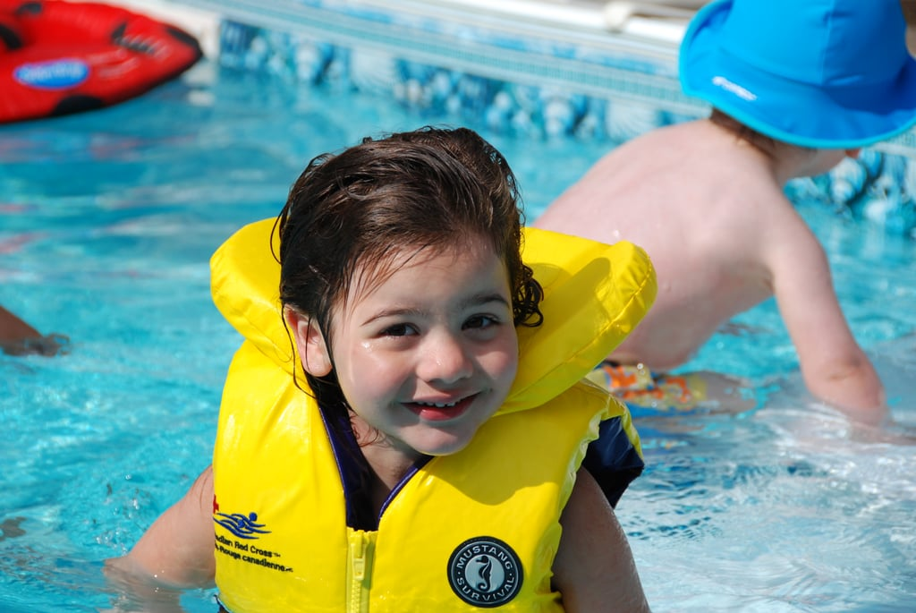 What to Do and Be Aware of While Your Child Is Swimming