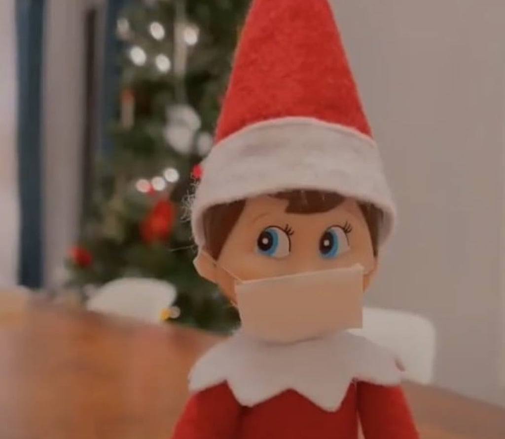 How to Make a Face Mask f\For Elf on the Shelf