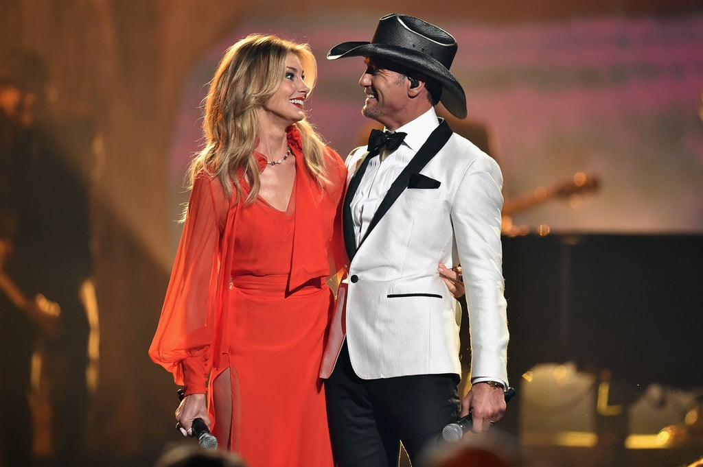 Best Pictures From The 2017 Cma Awards Popsugar Middle
