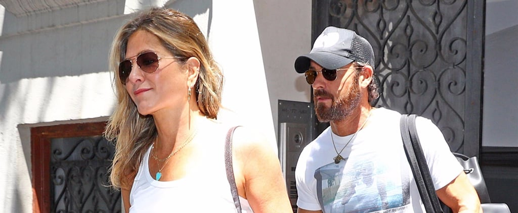 Jennifer Aniston Wears Heels at Night, but During the Day, This Is Her Summer Shoe
