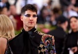 Darren Criss s Met Gala Makeup Makes Him the Harlequin of Our Hearts