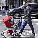Brian Austin Green Hits the NYC Streets With Adorable Noah