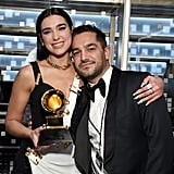 Dua Lipa's Best New Artist Acceptance Speech Grammys Video