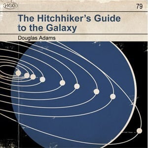 Hitchhiker's Guide to the Galaxy App