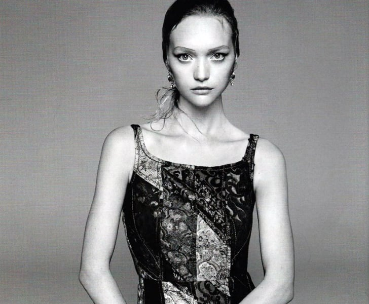Gemma Ward Is the Face of Prada Spring/Summer 2015 Campaign