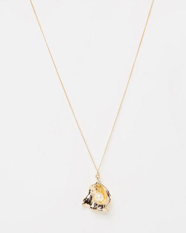 Reliquia Zanzibar Pearl Pendant Necklace ($149)