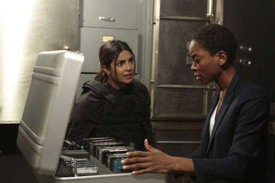 Is Lydia a Terrorist on Quantico?