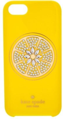 Sparkle Lemon iPhone 5 Case