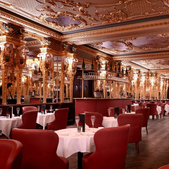 Diptyque Afternoon Tea at the Hotel Café Royal in London