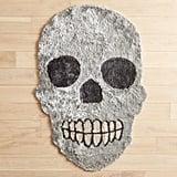 Skull Shag Rug
