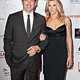 Patrick and Jillian Dempsey