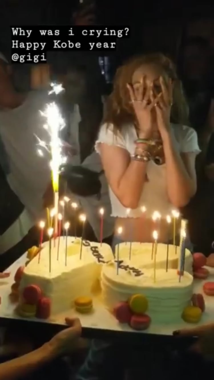 Gigi Hadid 24th Birthday Party Pictures Popsugar Celebrity Australia Photo 9
