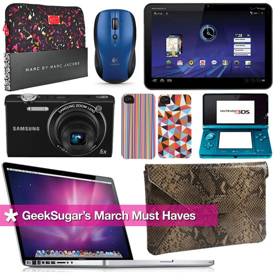 Must-Have Gadgets For March