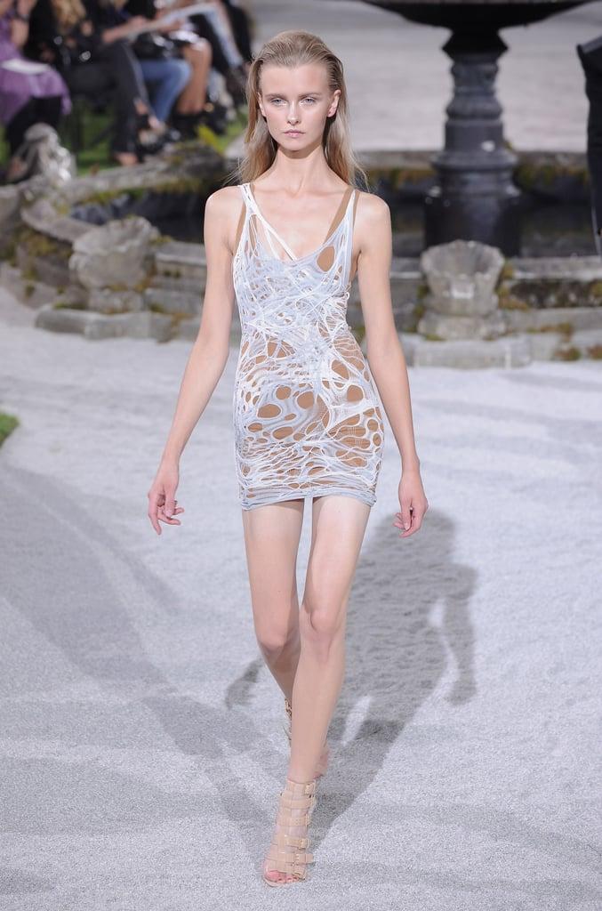 London Fashion Week: Julien Macdonald Spring 2010