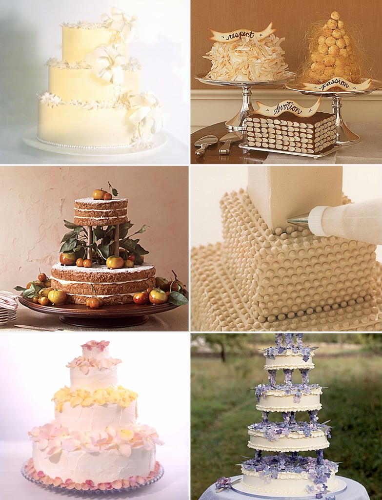 Martha Stewart Wedding Cakes From The 90s