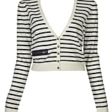 Nautical Striped Cardigan ($23)