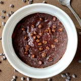 Healthy Vegan Chocolate Mug Cake Recipe