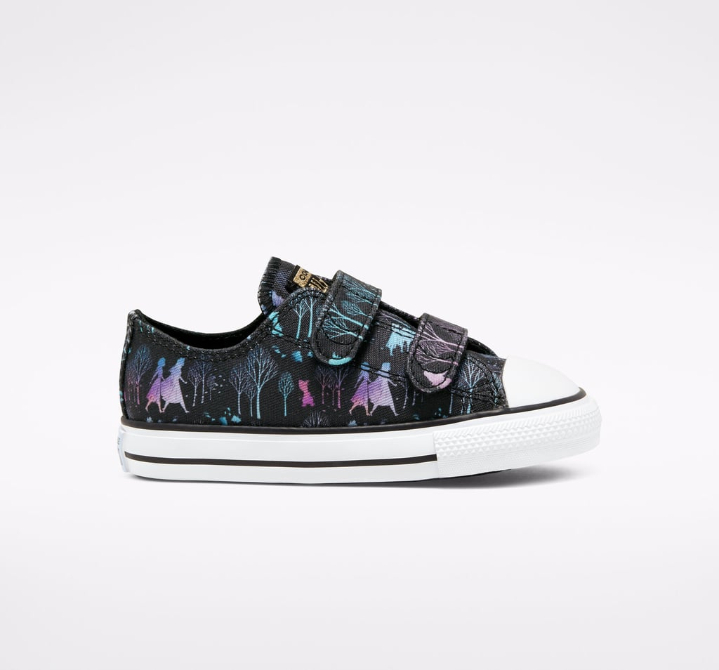 Converse all star toddler low top sneakers