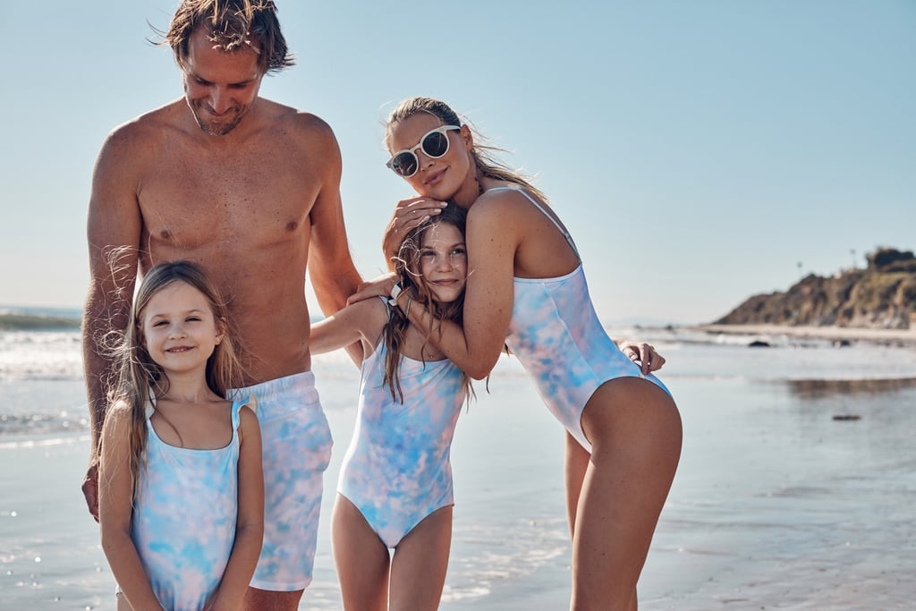 Summersalt x Sara Foster Matching Family Swimwear