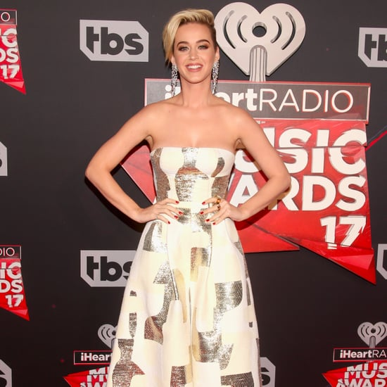 Katy Perry at the 2017 iHeartRadio Music Awards