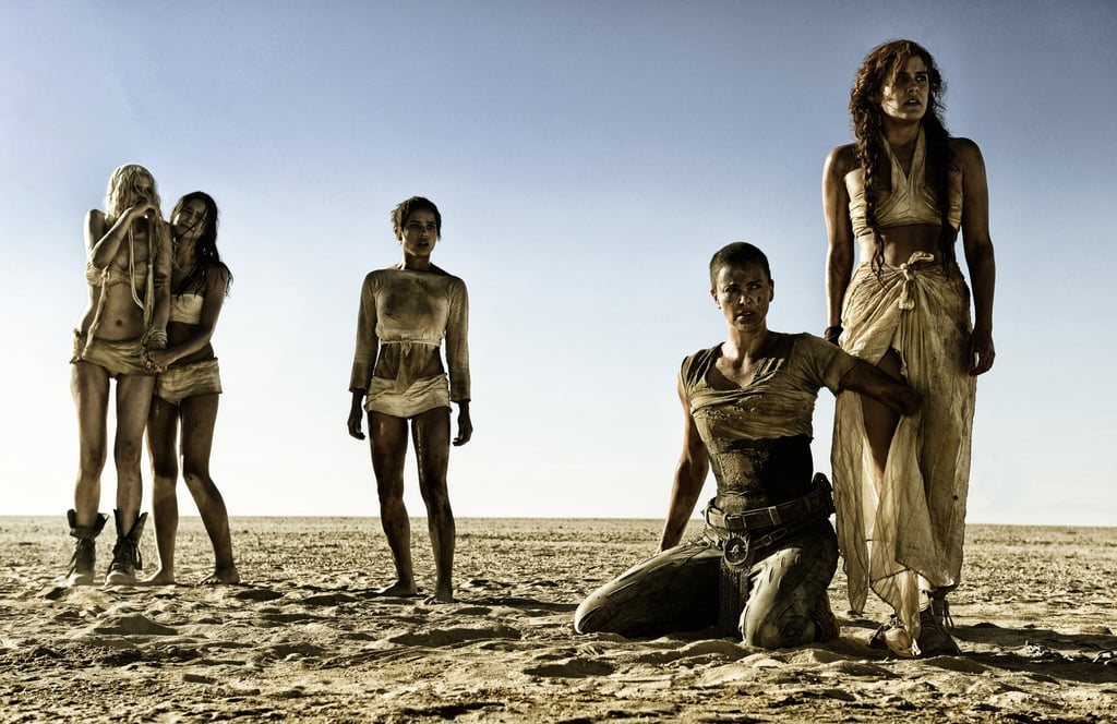 The Mad Max: Fury Road Women