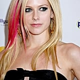 Avril Lavigne in 2007