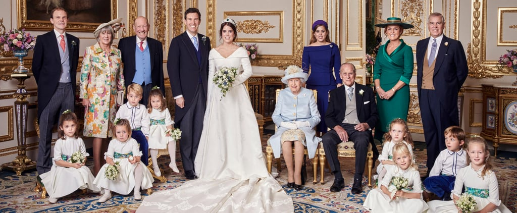 Princess Eugenie and Jack Brooksbank Official Wedding Photos
