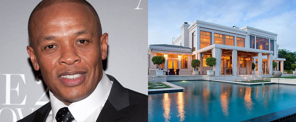 Dr. Dre's Hollywood Mansion Photos