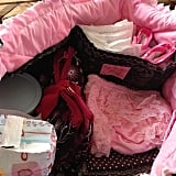 . . . and Diaper Bags
