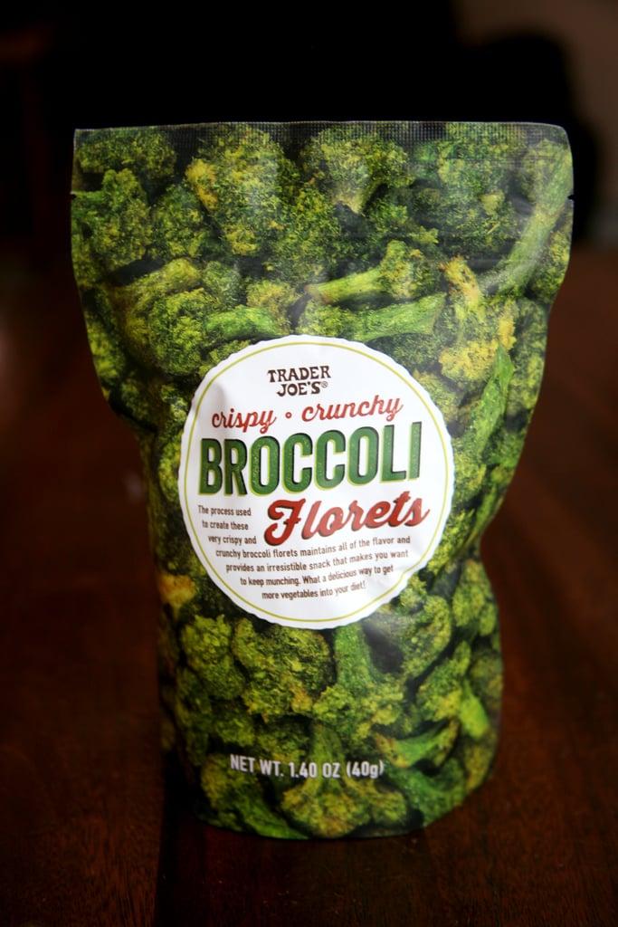 Crispy Crunchy Broccoli Florets