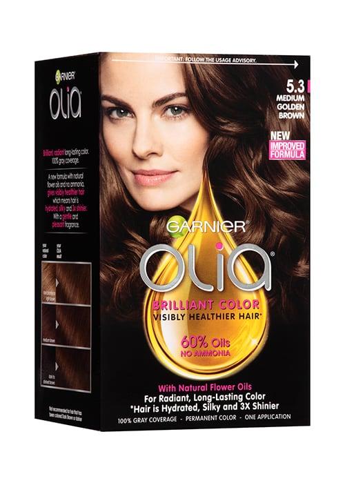 Garnier Olia Oil-Powered Permanent Hair Color