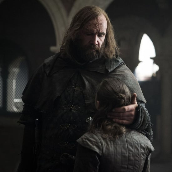 How the Hound Saved Arya on Game of Thrones