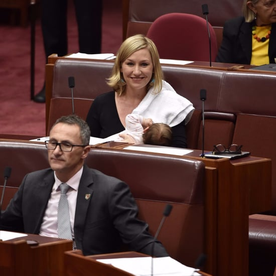 Australian Senator Breastfeeds in Parliament