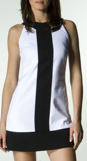 The Look For Less: Abaeté Bowie Black and White Dress