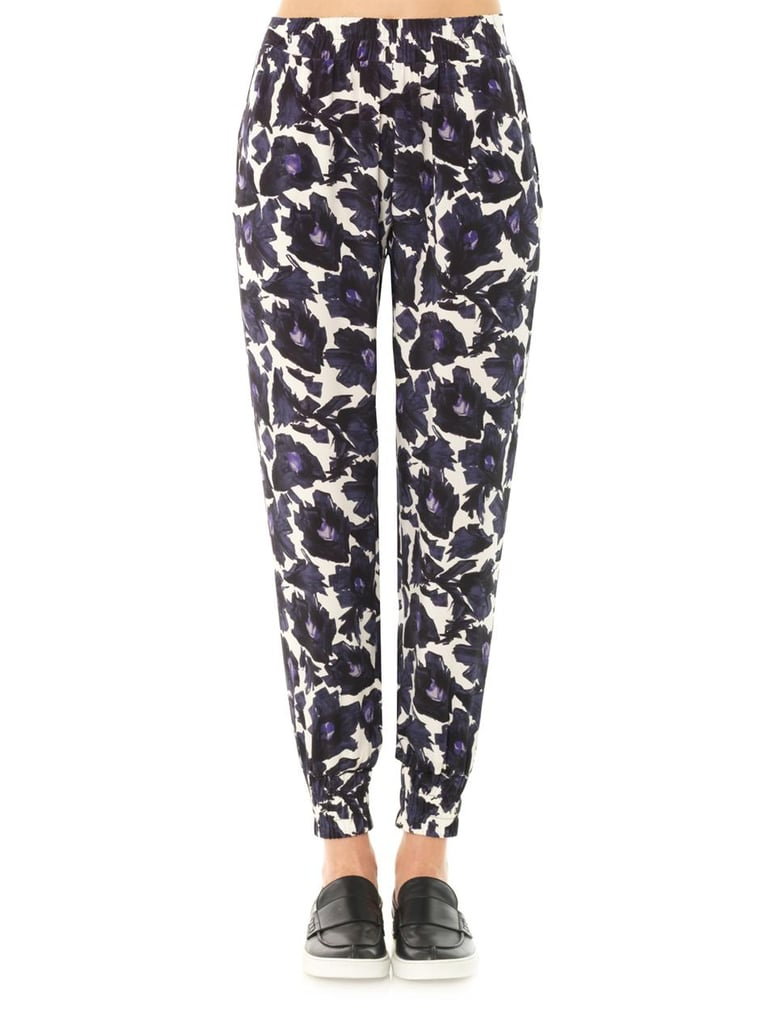 Loose Printed Trousers