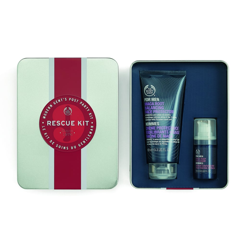 The Body Shop Maca Root Rescue Set