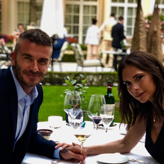 Victoria and David Beckham Celebrating 19th Anniversary