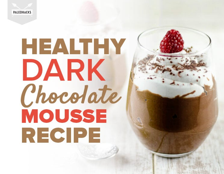 Decadent, Dairy-Free Chocolate Mousse That Won't Even Have You Missing the Real Thing