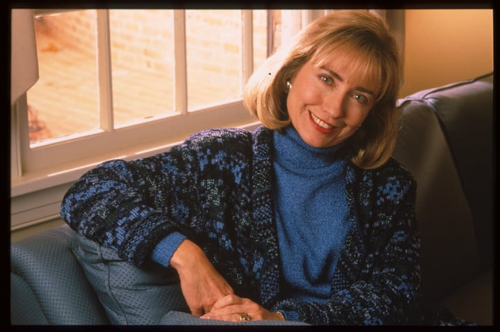 Dec 5 1992 Hillary Clinton Hair Evolution Popsugar